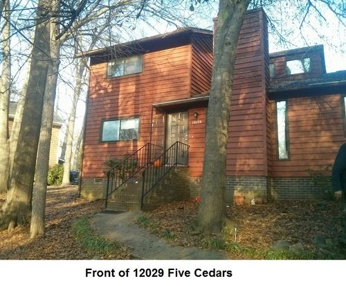 Click here to see additional photos of 12029 Five Cedars Rd